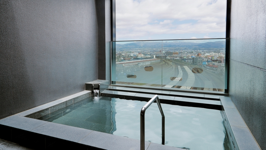 12階大浴場露天風呂