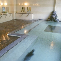 当館の温泉