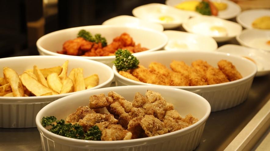 ■温製料理【1Fレストラン朝食♦6:30~9:30(LO9:00)】