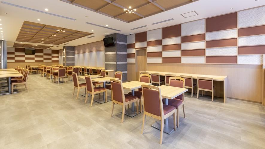 ■1階レストラン