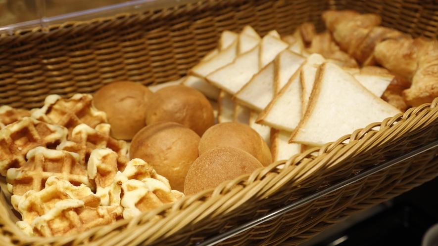 ■パンコーナー【1Fレストラン朝食♦6:30~9:30(LO9:00)】