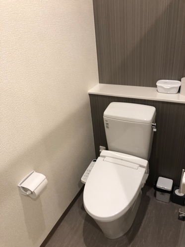 水洗ウォシュレットトイレ