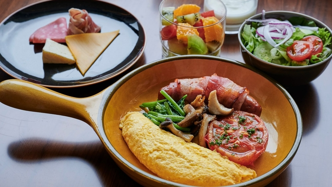 【伊豆箱根旅】ベストフレキシブルレート(朝食付) こだわり!選べる自慢の朝食&セミビュッフェ