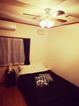 寝室 3部屋
