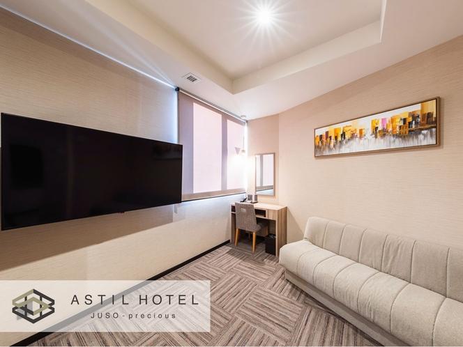 <客室>優しい色合いお部屋タイプ 暖かな雰囲気です。・エグゼクティブタイプ