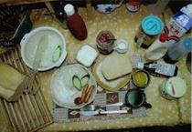 朝食焼たてパン