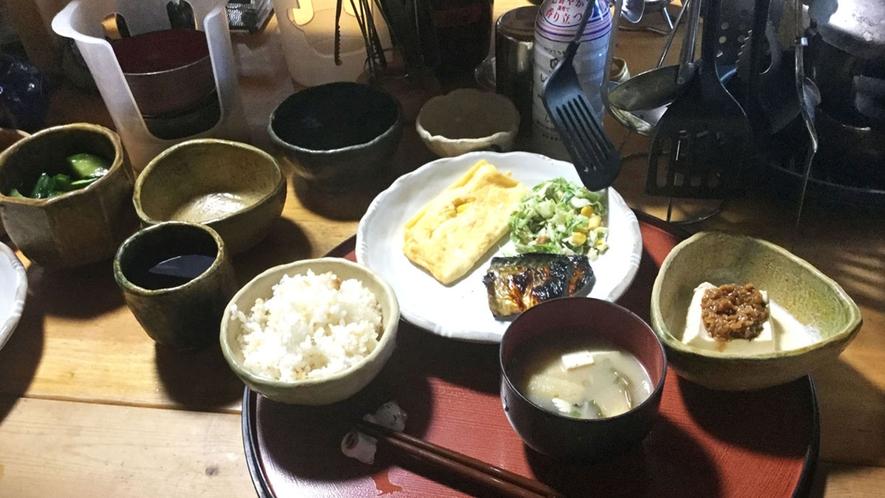 ・朝食/和食と洋食で選べる!