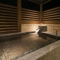 【ガーデンヴィラ】専有露天風呂付和洋室D 温泉露天風呂付テラス