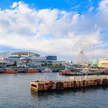 名古屋港はレジャー施設がたくさん!
