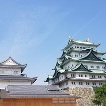 天下の名城『名古屋城』