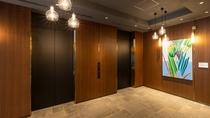 エレベーターホール(2階)