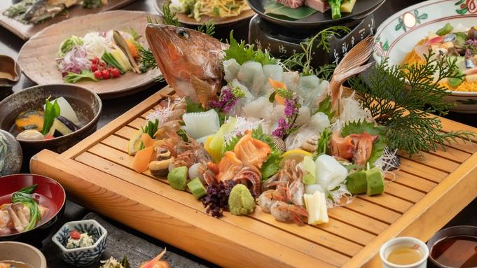 【岡山・山陰美食会席】山陰の美味を全部堪能!『東伯牛』や名物『祭り寿司』〜八景の美食饗宴