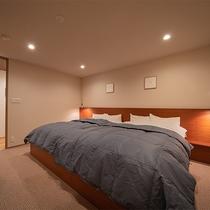【展望露天風呂付 スイート】<洋間+和室+ツインベッド>