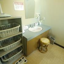 女性大浴場は常時施錠をしておりますので、安心です♪