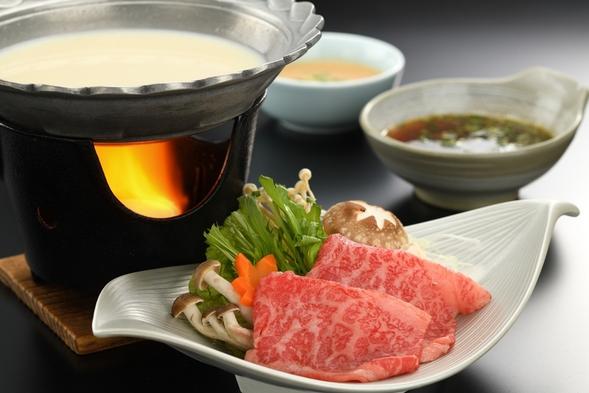 豚肉と鯛を選べる♪しゃぶしゃぶスタンダードプラン★☆★【巡るたび、出会う旅。東北】