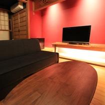 客室【赤】
