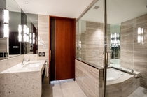 カメリアスイート 90㎡ (20〜24階) バスルーム