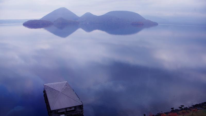 【四季】洞爺湖。幻想的なさまざまな顔を見せてくれるパワースポット♪