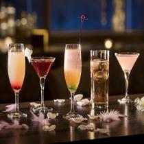 【The Bar】春限定カクテル3/1~5/31
