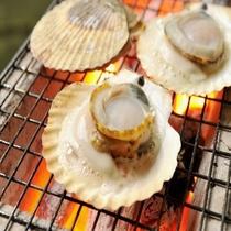 【サマーフェア】魚介焼きイメージ