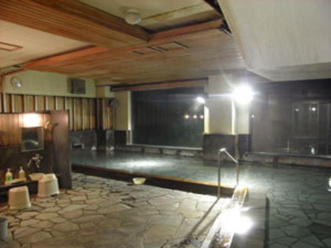 黒岳の湯 内湯