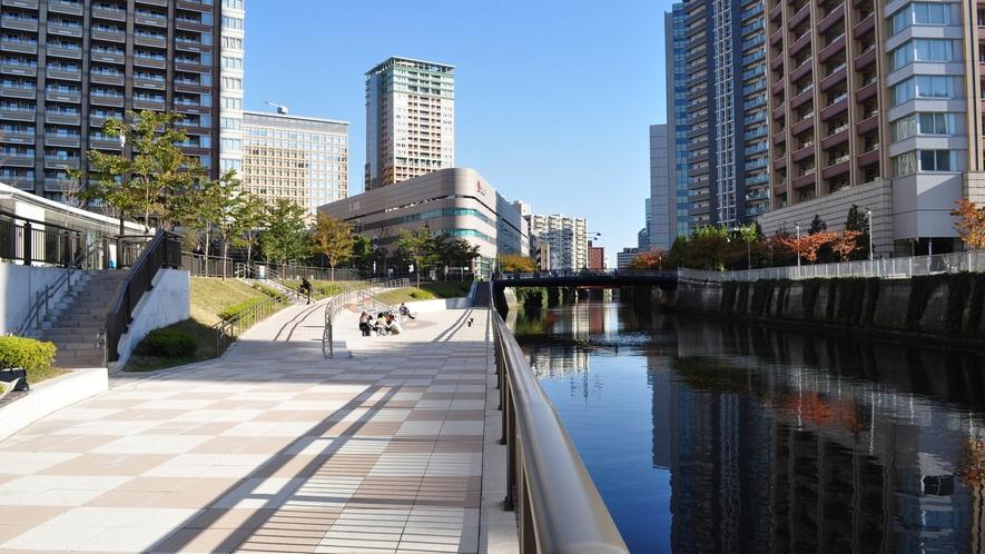 【周辺】五反田ふれあい水辺広場
