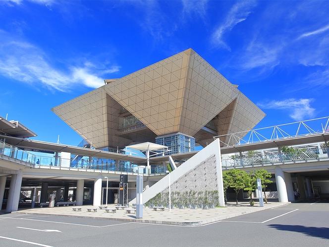 【観光】東京ビッグサイト