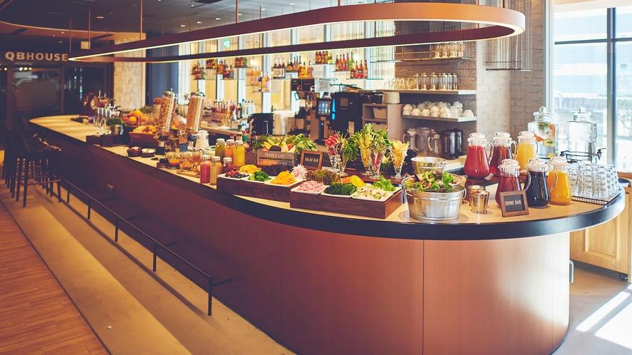 【施設】3階レストラン