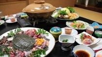 【夕食】美肌鍋セット(9品)
