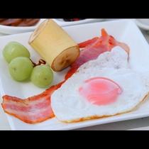 健康的な朝食で一日をスタート♪