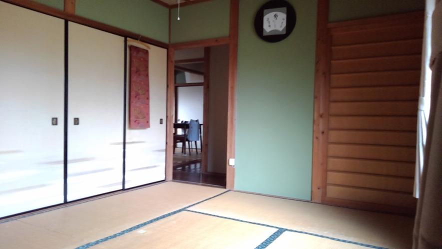 客室2 6畳