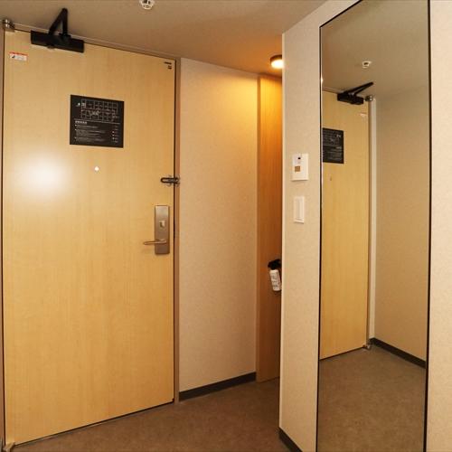 スタンダードツインルーム<禁煙>17平米/幅110cmベッド