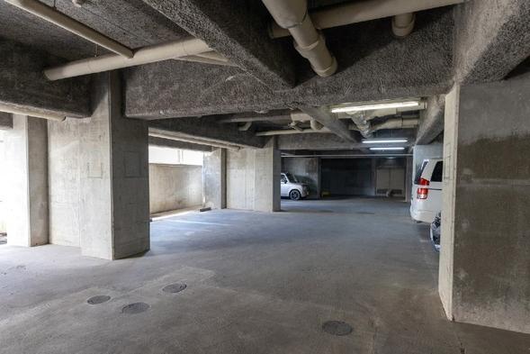 【素泊まりプラン】小黒川スマートICから車で3分/無料駐車場あり/全室19平米以上/ミニキッチン完備