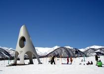 栂池高原スキー場 鐘の鳴る丘