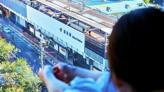【首都圏☆おすすめ!トレインビューの部屋指定】SHIOMI TRAIN VIEW STAY 朝食付き