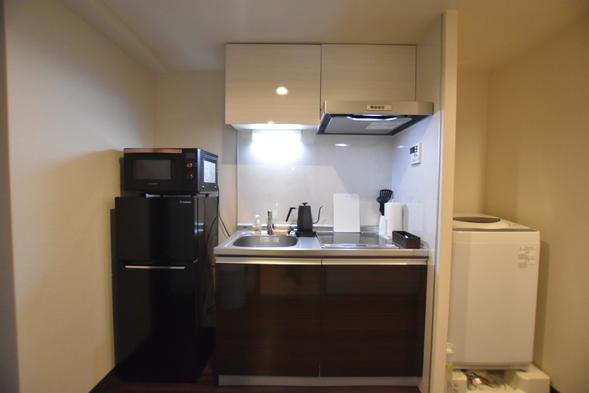【楽天スーパーSALE】10%OFF 最新家電とキッチンを完備した新築レジデンススタンダードプラン