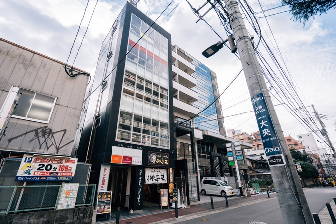 mizuka Daimyo 2 ‐unmanned hotel‐