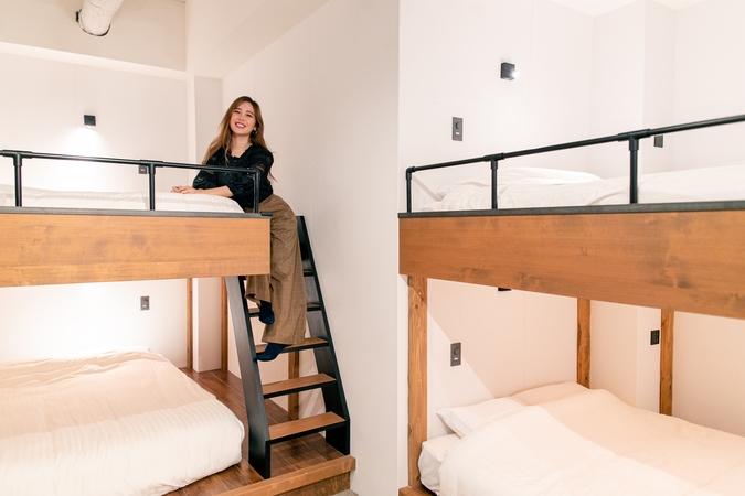 mizuka Daimyo 4 ‐unmanned hotel‐