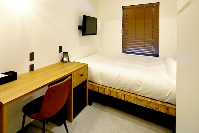 mizuka Imaizumi 4 ‐unmanned hotel‐