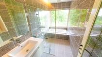 SUN SUITE 離れのお風呂・シャワー・洗面所