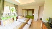 SunSuite寝室和室