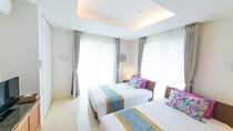 StarSuite寝室角部屋