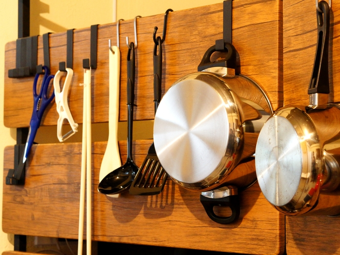 調理器具ご自由にお使いください♪【1F共用キッチン備品】