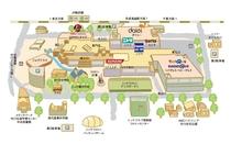 【周辺案内】ショッピングセンター ニッケコルトンプラザ 徒歩8分