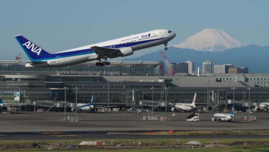 【アクセス】羽田空港 お車約50分