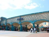 【アクセス】舞浜駅となりのショッピングモール♪