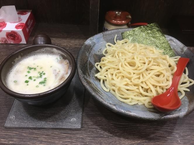 【周辺案内】鶏白湯専門店つけ麺まるや 下総中山店 徒歩3分