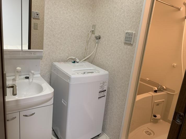 洗面台/浴室