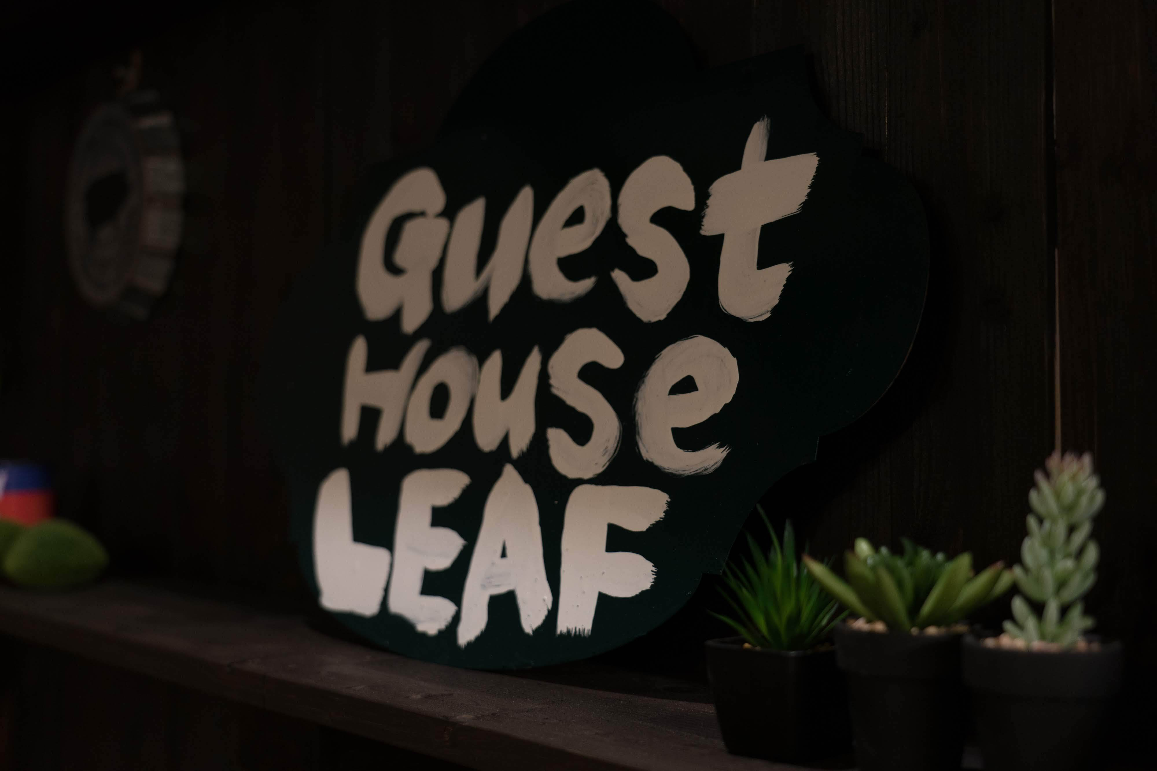 Guesthouse Leaf