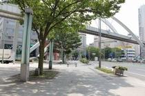千葉駅〜ホテルまで⑤